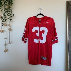 Retro Ohio State Football Jersey Size S